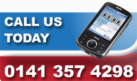 call us on 0141 357 4298 today